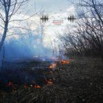На Донеччині зберігається надзвичайна пожежна небезпека. Як себе вберегти