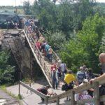 Штаб ООС: Украина уже сегодня может начать демонтаж фортификационных сооружений в Станице Луганской