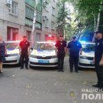 Патрулировать прифронтовые территории Донетчины теперь будут частично на новых машинах (ФОТО)