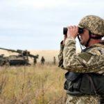 Доба в ООС: Окупанти обстріляли з мінометів околиці 2 населених пунктів. 1 військовий ЗСУ загинув