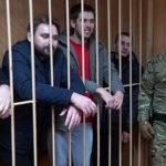 Пленных украинских моряков готовят к отправке из СИЗО Кремля на родину, — РосЗМИ