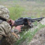 На сході за добу поранили 2 військових, — штаб ООС