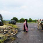 Загиблому в АТО добровольцю Василю Сліпаку встановили меморіал під Миронівським (ФОТО)