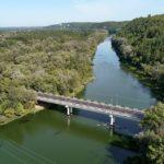 На Донеччині за 31,1 млн грн відремонтували міст через Сіверський Донець