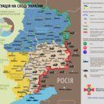 Ситуация в ООС: Бойцов вблизи Павлополя обстрелял беспилотник. Есть раненый