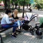 На Донеччині не вакциновані від поліомієліту близько половини дітей