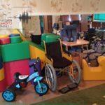 """""""Раннє втручання"""": як у Бахмуті допомагають дітям з особливими потребами та чи є черга"""