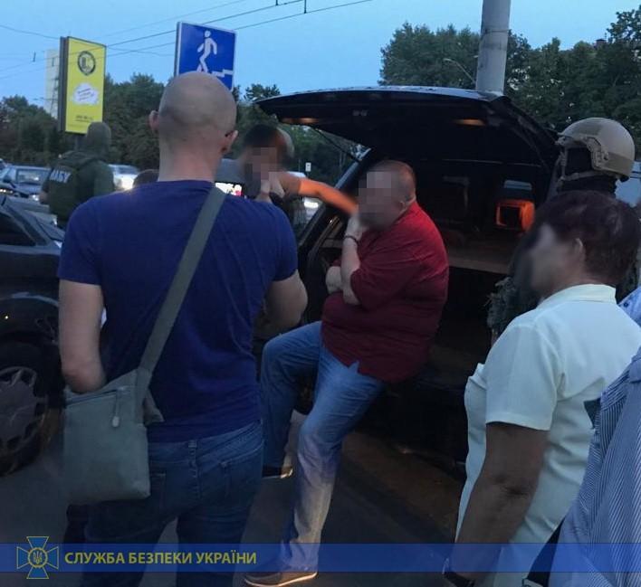Силовики затримали заступника міністра з питань тимчасово окупованих територій