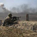 Доба в ООС: Окупанти гатили з мінометів і озброєння БМП. Двоє бійців ЗСУ поранені