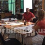 На Донеччині відкрили клуб української мови для дорослих