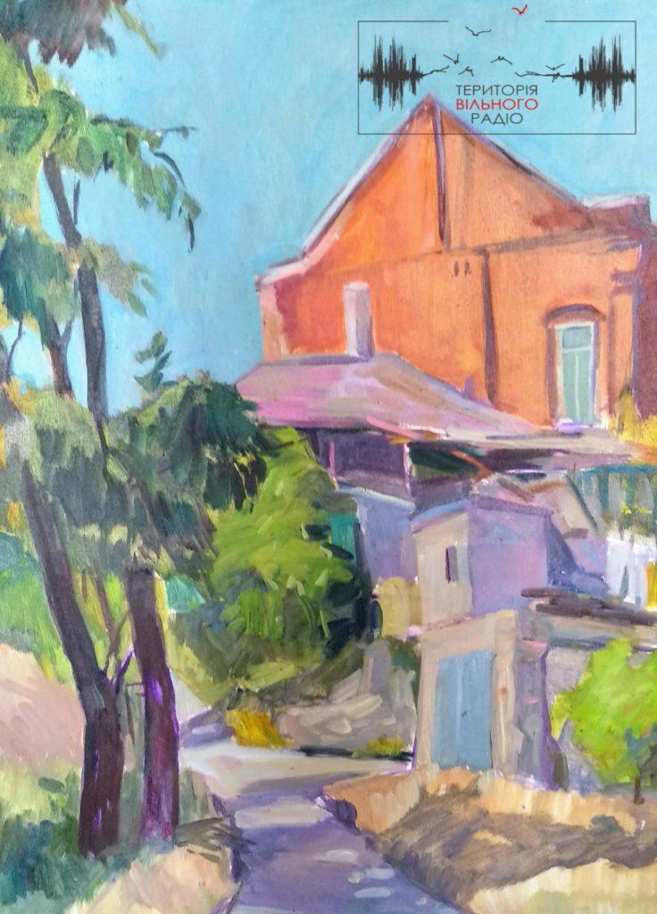 Жизнь Бахмута нарисуют художники из Аргентины, США и Германии. Где смотреть (ФОТО)
