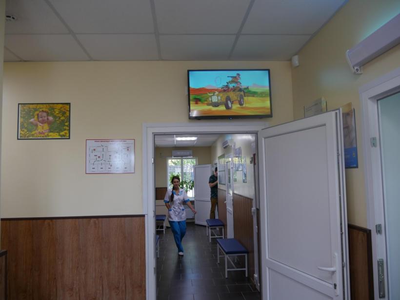 На Донеччині відремонтували ще одну амбулаторію