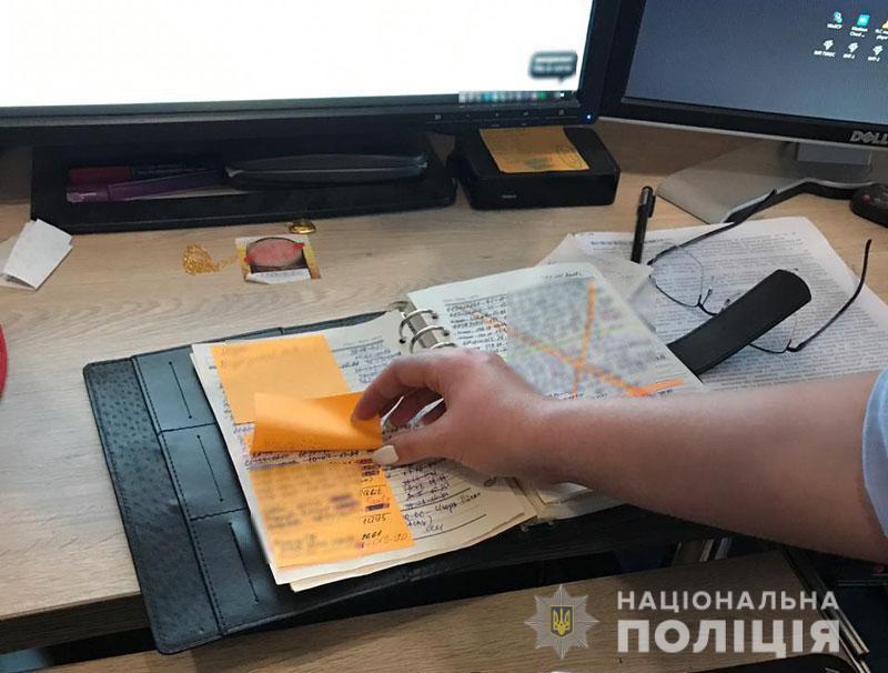 Поліція: На Донеччині незаконно транслювали майже 2,5 тис телеканалів. Є підозрюваний