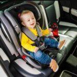 Чи є в бахмутських таксі дитячі автокрісла?