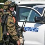 Проросійські бойовики не пустили місію ОБСЄ в район розведення військ