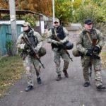 В зону разведения войск стянули дополнительные силы полиции