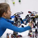 Дітей Донбасу навчатимуть робототехніки та програмуванню