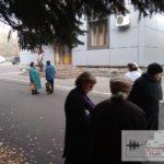 Мешканців Бахмута запросили на вигадану роздачу матеріальної допомоги від мера (фото)