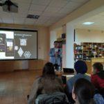 В Бахмуті Макс Кідрук презентував нову книгу з ефектом доповненої реальності