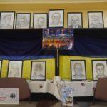 Очі-в-очі з полеглими за Україну. В Бахмуті відкрилась незвична виставка портретів (ФОТО)