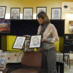 Глаза в глаза с павшими за Украину. В Бахмуте открылась необычная выставка портретов (ФОТО)