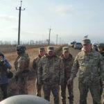Розведення військ біля Петрівського перенесли на 9 листопада