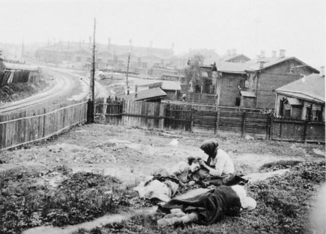 Монолог бахмутчанки о Голодоморе в Украине в 1932-1933 годах