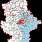 """Очільники т.з.""""ДНР"""" встановили собі межі за картою 2014 року. Туди включили всю Донеччину (ВІДЕО)"""