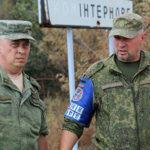 На ділянці розведення в Станиці з'явились військові в камуфляжі російського зразка під виглядом СЦКК