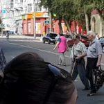 У 2019 поліцейські Донеччини оштрафували понад 6500 пішоходів за порушення правил