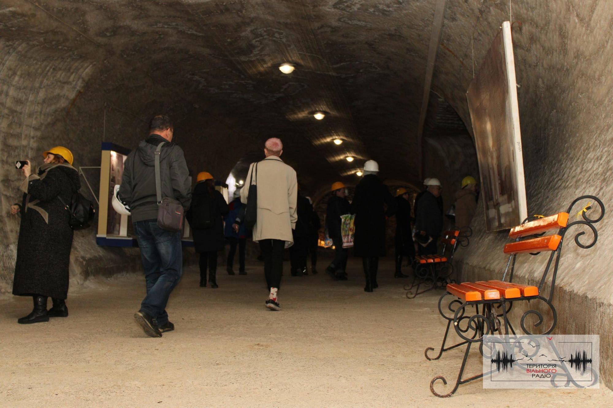 В Україні хочуть створити першу пам'ятку природи з соляних шахт