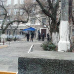 Розгляд запобіжного заходу для одного з нападників на Артема Мирошниченка перенесли