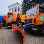 Багатотонні подарунки: 3 ВЦА, 3 міста та ОТГ на Донеччині отримали від області спецтехніку