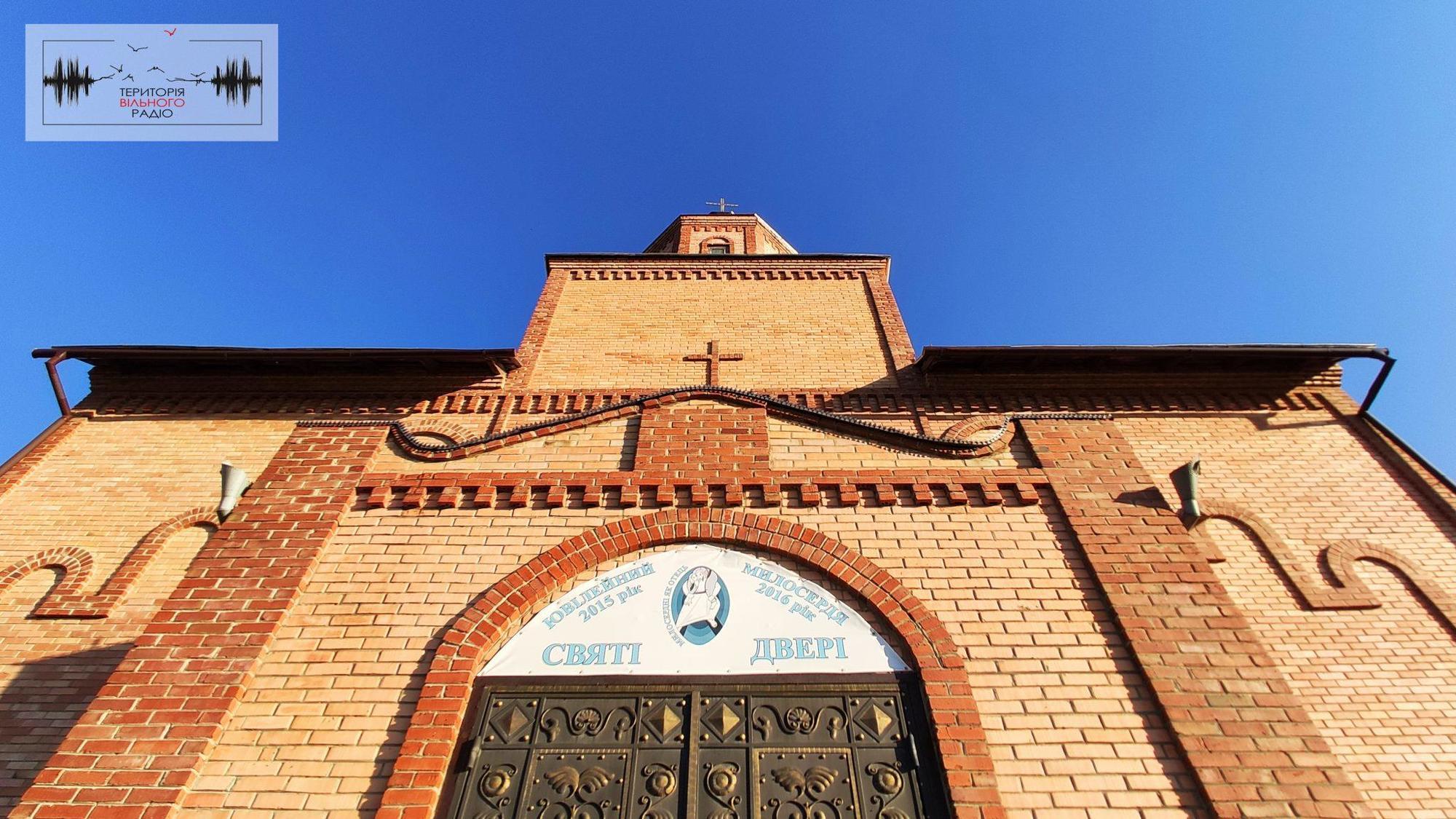 Василіянський монастир у Званівці на Донеччині