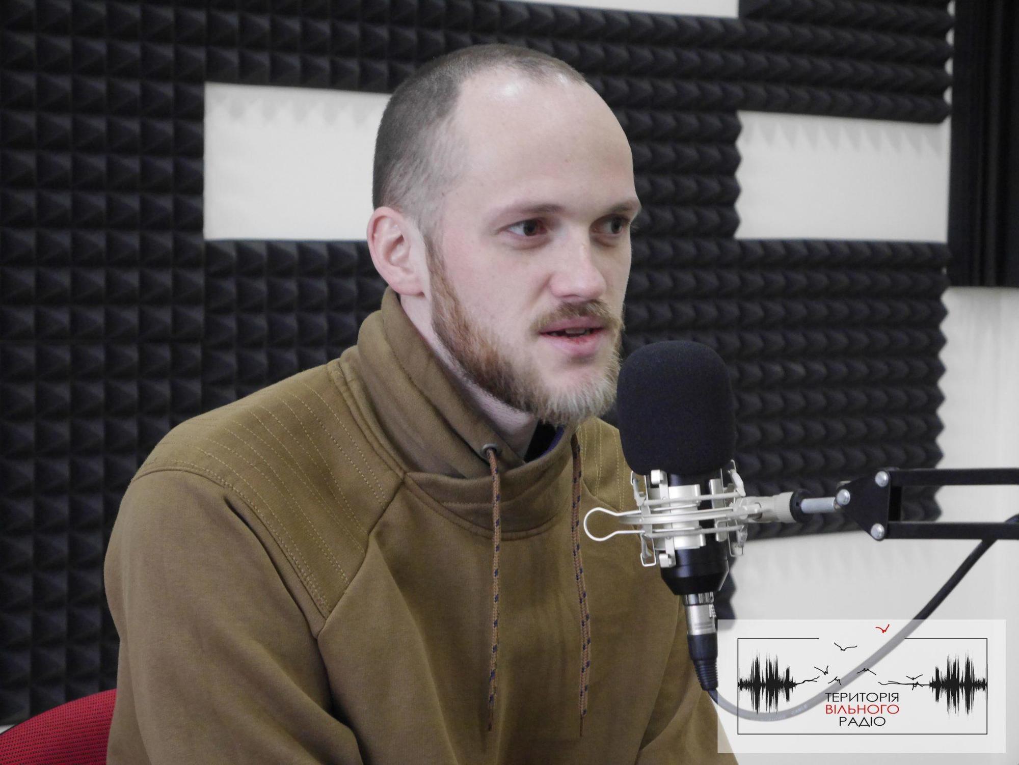Інтерв'ю з досвідченим автостопером з Донецька Максимом Заселяном