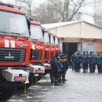 У грудні всі соціальні та освітні заклади Донеччини перевірять на готовність до пожежі