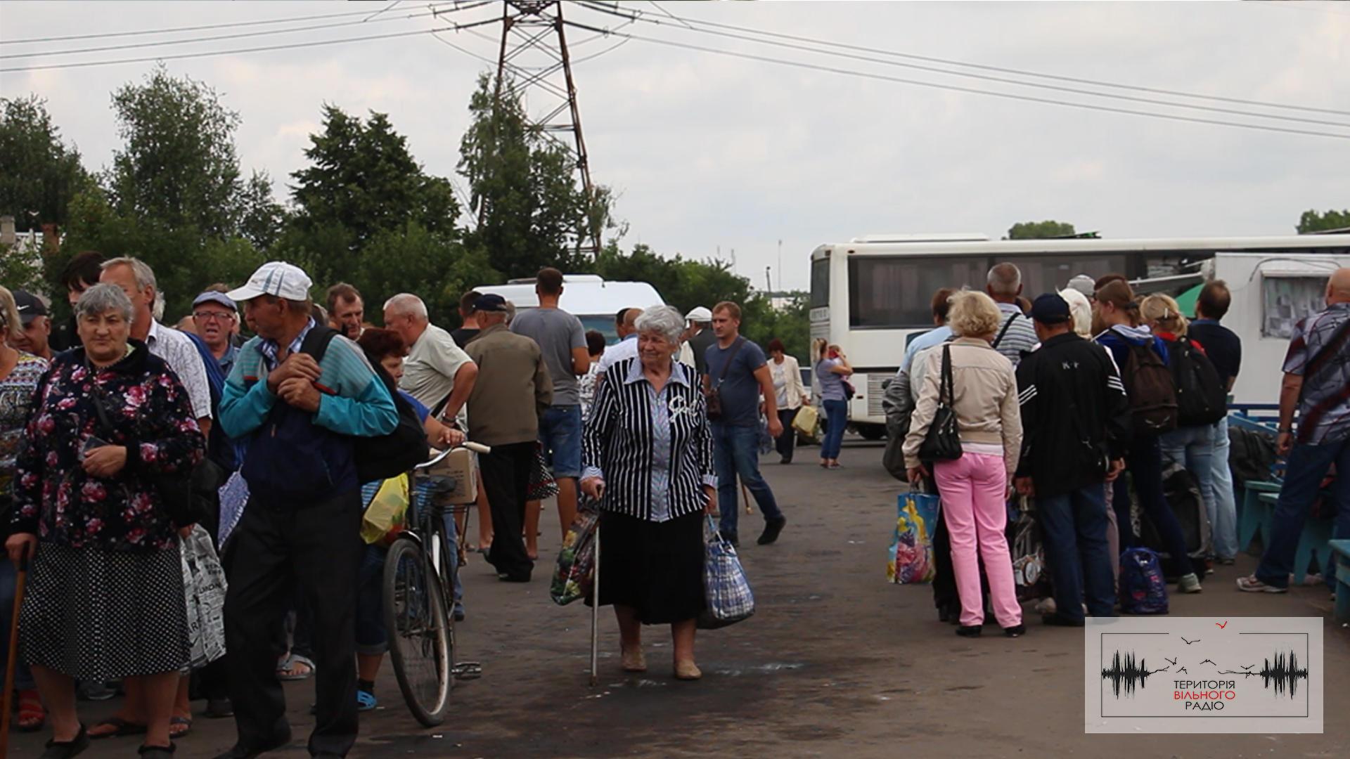 За 2019 році на КПВВ Донбасу в чергах померли 27 людей, — представник омбудсмена