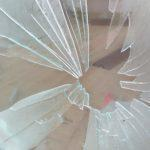 Неизвестные разбили окна в недостроенном детском кафе в Бахмуте