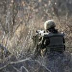 Доба в зоні ООС: бойовики поранили одного українського військового