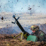 20 січня бойовики 10 разів обстріляли позиції ЗСУ. Один військовий загинув, ще один поранений - штаб ООС