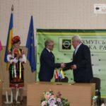 Освітяни, медики, чиновники та підприємці Бахмутської ОТГ будуть співпрацювати з латвійськими колегами