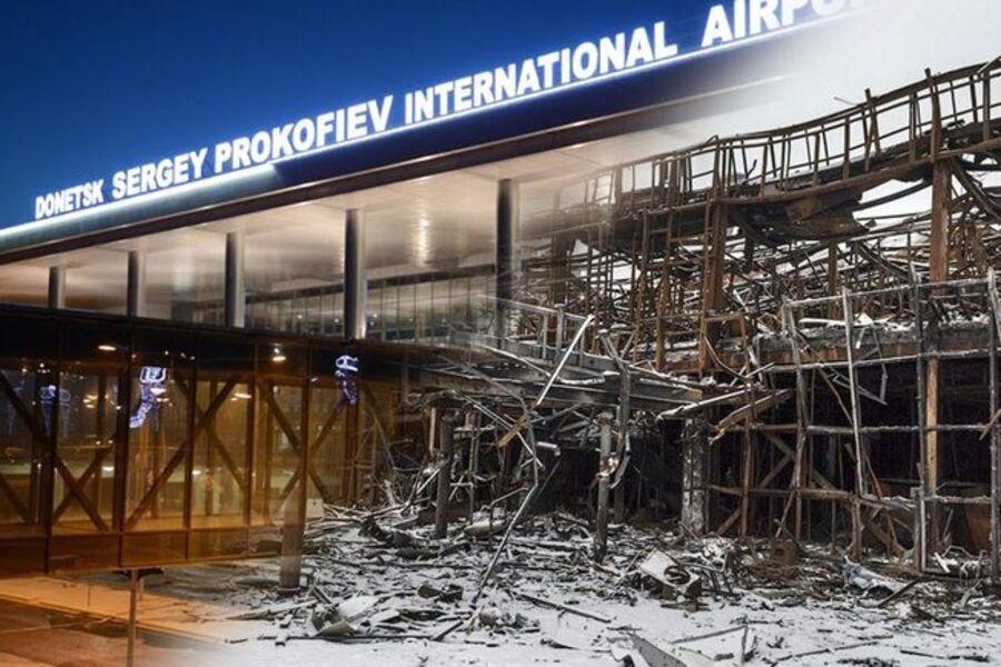 Україна вшановує пам'ять військових, які загибли, захищаючи Донецький аеропорт