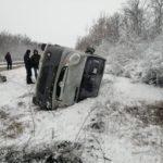 """Біля КПВВ """"Майорське"""" за 3 години сталися 2 аварії. Є загибла (ФОТО)"""