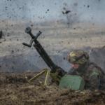 Бойовики гатили на Донбасі з мінометів та артилерії. 5 бійців ЗСУ поранені та контужені, — зведення ООС