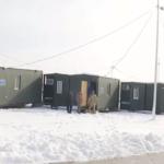 Для військових ООС почали обладнувати модульні містечка замість землянок