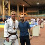 Дзюдоїст з Бахмута виборов бронзу на чемпіонаті України