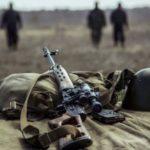 """Снайпер т.н. """"ДНР"""" убил военного ВСУ. Еще четверо получили ранения во время других атак, — Минобороны"""