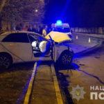 """Водитель """"Mercedes"""", который врезался в такси в Бахмуте, попросил снять арест с машины"""
