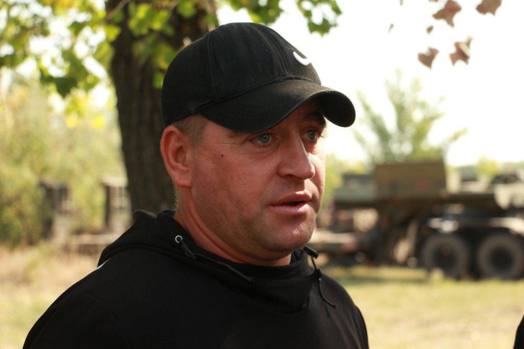 Олександр Бондаренко фермер