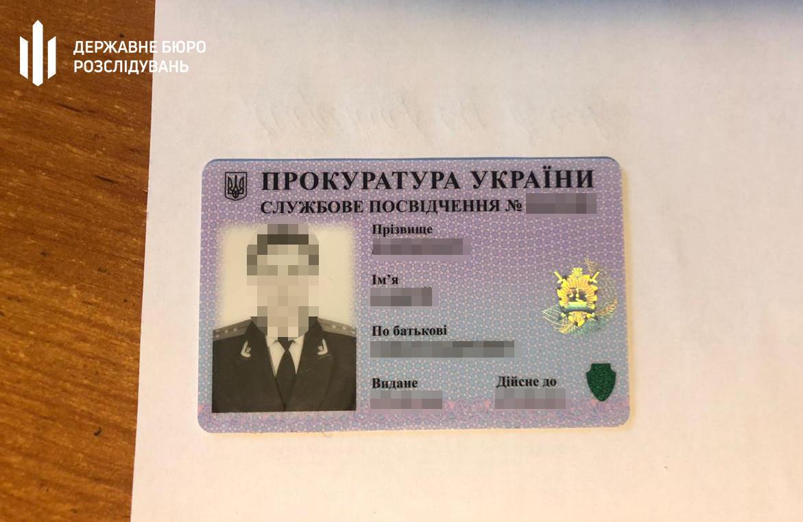 В Покровске прокурора поймали на взятке в более, чем 90 тыс грн